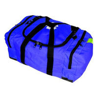 Dixie Ems Ever Ready First Aid Large EMT First Responder Trauma Bag, Blue