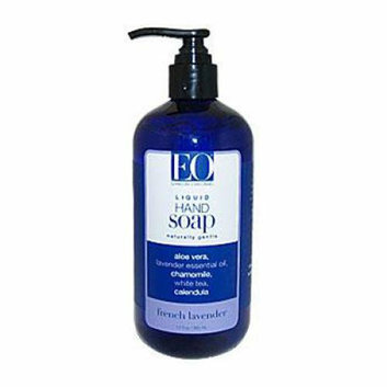 EO Products Liquid Hand Soap French Lavender 12 fl oz