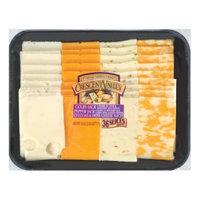 Crescent Valley Assorted Cheese Tray 18 oz