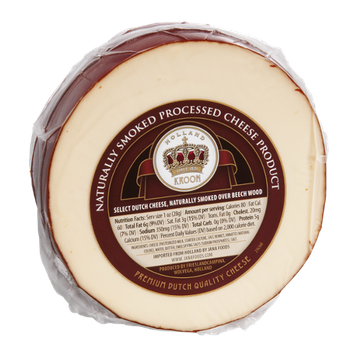 Holland Kroon Gouda Cheese Smoked