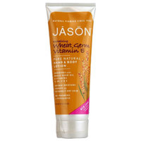 Jason Natural Cosmetics Vitamin E Hand & Body Lotion Fragrance Free