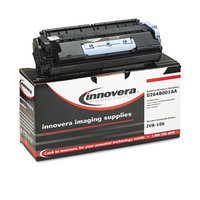 Innovera 106 Toner Cartridge - Black - Laser - 5000 Page