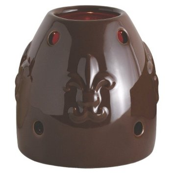 Westinghouse Wax Free Warmer Set-2 Extra Fragrance Disks included - Brown Fleur de