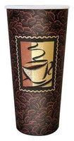 DIXIE 2350DJ Disposable Hot Cup,20 oz, Brown, PK600
