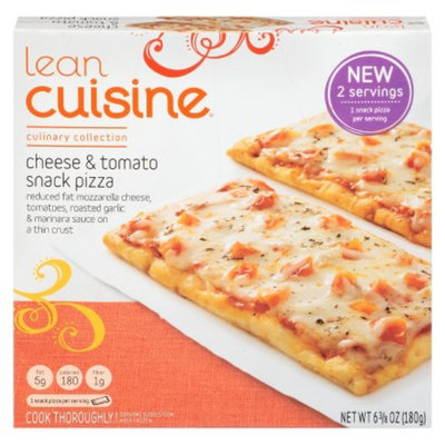 Lean Cuisine 6.375oz Cheese and Tomato Flatbread Pizza