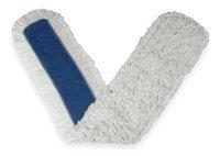 RUBBERMAID FGK15800WH00 Cut End Dust Mop, White,60 In. L,5 In. W
