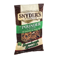 Snyder's Of Hanover Pretzels Sourdough Specials