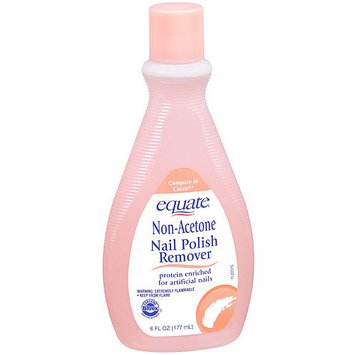 Generic Equate Non-Acetone Nail Polish Remover, 6 fl oz