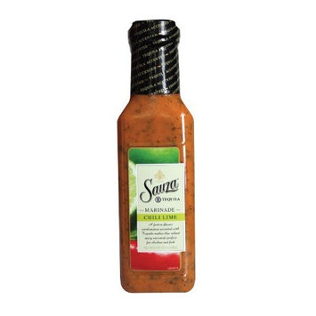 Sauza Tequila Accented Chili Lime Marinade, 13.5-Ounce Bottles (Pack of 6)
