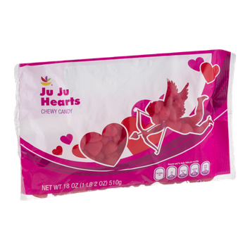 Ahold Ju Ju Hearts Chewy Candy
