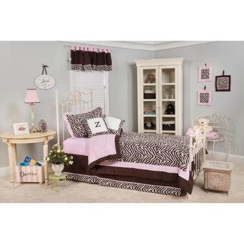 Pam Grace Zara Zebra Twin 3-piece Bedding Set