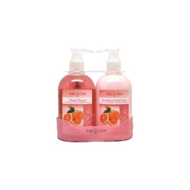 DDI 1756345 Pink Grapefruit Hand Cleanser Hand Lotion Case Of 36