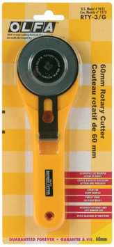 Olfa Extra Large 60mm Rotary Cutter