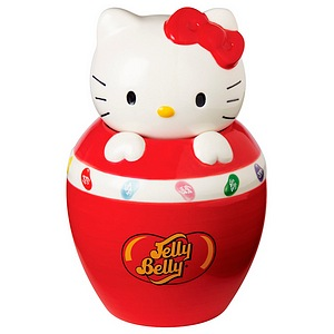 Jelly Belly Hello Kitty Jar