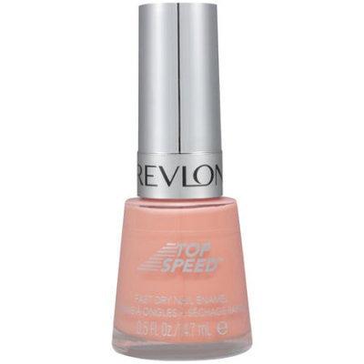 Revlon Top Speed Fast Dry Nail Enamel, Peachy 405, .5 fl oz