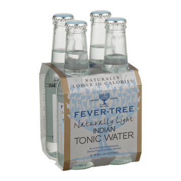 Fever-Tree Indian Tonic Water - 4 CT