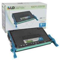 LD Replacement CLT-C508L High Yield Cyan Laser Toner Cartridge for use in the CLP-620ND, CLP-670N, CLP-670ND, CLX-6220FX & CLX-6250FX Printers