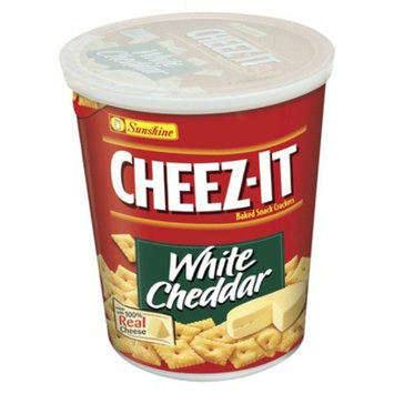 Cheez-It Cheez-it White Cheddar Crackers Mini Cup 2.6 oz