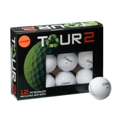 Titleist NXT Extreme Recycled 12 Pk Golf Balls-White