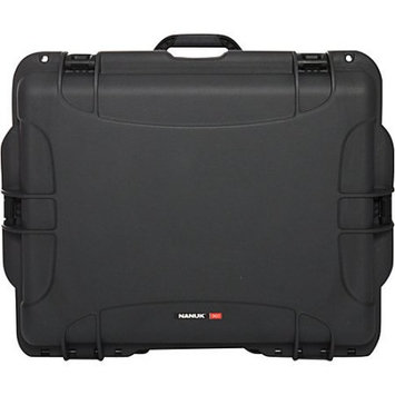 NANUK 960 Case With Padded Divider Grey - NANUK Camera Cases