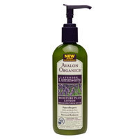 Avalon Organics Moisture Plus Lotion with SPF 18 Lavender
