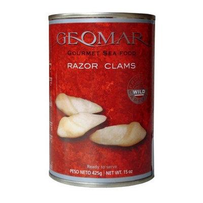 Geomar Gourmet Seafood, Razor Clams