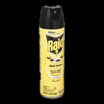 Raid Multi Insect Killer 7 Indoor-Outdoor