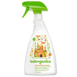 BabyGanics The Grime Fighter All Purpose Cleaner - Citrus - 32 oz