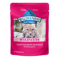 Blue Buffalo BLUE Wilderness Wild Cuts Tasty Toppers Tasty Salmon