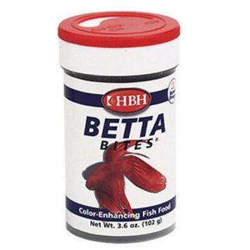HBH Betta Bites Color Enhancing Fish Food
