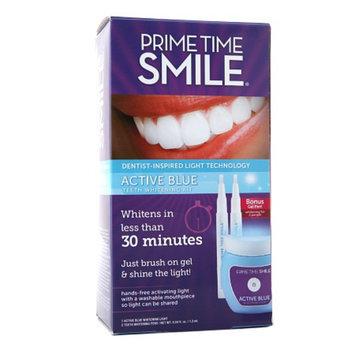 Prime Time Smile Active Blue Teeth Whitening Kit, 1 kit