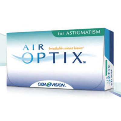 Air Optix For Astigmatism Contact Lenses 1 Box