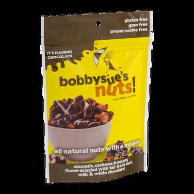 Bobbysue's Nuts! It's Raining Chocolate