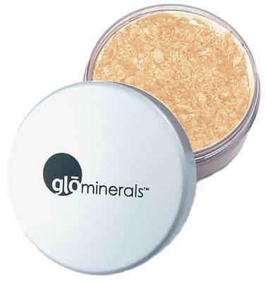 glominerals glo Loose Base Powder Foundation