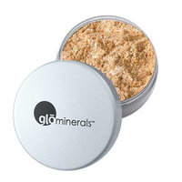 glominerals glo Dust 24K Highlight Powder Gold
