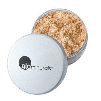 glominerals glo Dust 24K Highlight Powder Gold