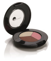 glominerals glo Eye Shadow Trio Champagne Rose