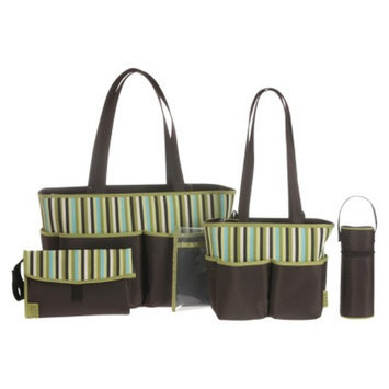 Just One You Made by Carter's Carters JOY Diaper Bag Set (5 piece)