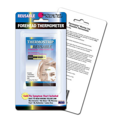 Hallcrest Thermostrip Reusable 3pk