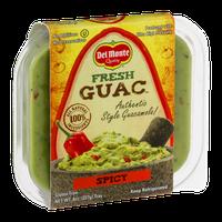 Del Monte Fresh Guac Spicy