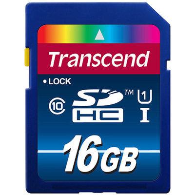 Transcend Information 16gb Sdhc Class10 Uhs-i,300x