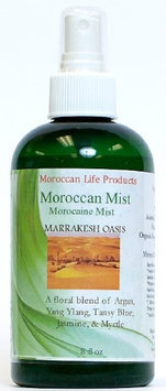 Moroccan Mist Marrakesh Oasis by Moroccan Life Products - 8oz.