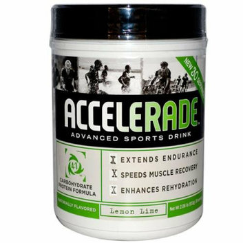 Endurox PacificHealth Labs Accelerade Advanced Sports Drink Lemon Lime 2.06 lbs