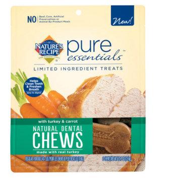 Nature's RecipeA Pure Essentials Chewy Dog Treat