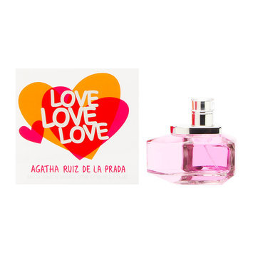 Agatha Ruiz De La Prada Love Women's 2.7-ounce Eau de Toilette Spray