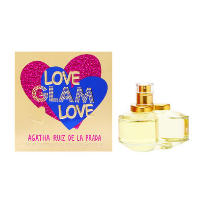 Love Glam Love by Agatha Ruiz de la Prada for Women