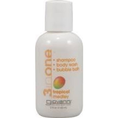Giovanni Cosmetics, Inc. Giovanni 3-In-One Wash Grapefruit Sky - 2 Fl Oz