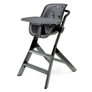 4moms High Chair - Black / Grey
