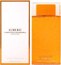 Carolina Herrera 'Chic' Women's 6.75-ounce Shower Gel