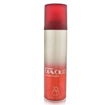 Antonio Banderas - Diavolo Deodorant Spray 5 oz For Women